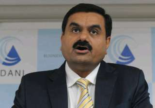 adani group chief meets home minister home secy -...