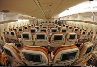airbus a380 steals the show at india aviation...