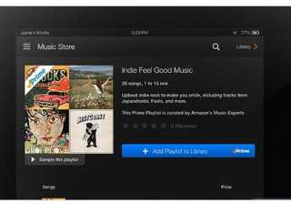 amazon launches music streaming for prime members...
