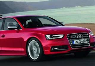 audi launches s4 saloon priced at rs. 45.3 lakh -...