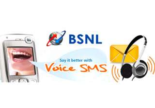 bsnl starts voice sms service in punjab - India TV