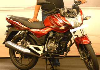 bajaj launches all new 100cc discover at rs 46...