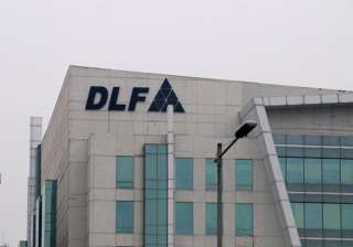 dlf shares recover after initial hiccup end...