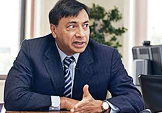 decision making is slow in india says l n mittal...