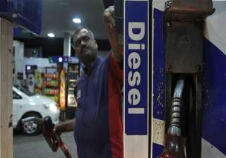 diesel under recovery falls to rs.7.16 a litre -...