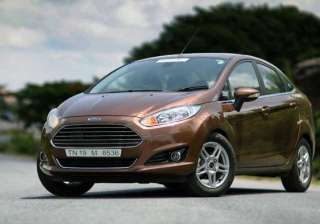 ford launches refreshed fiesta at rs. 7.7 9.3...