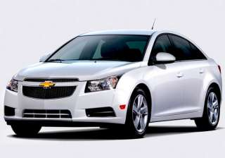 gm india launches updated chevrolet cruze at rs....
