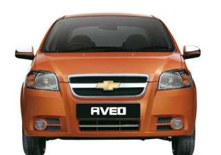 gm india to phase out models like aveo and optra...