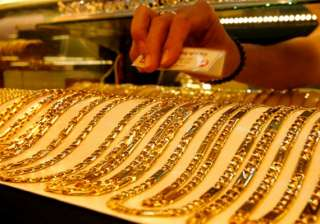 gold plunges on increased stockists selling weak...