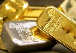gold silver fall on global cues - India TV