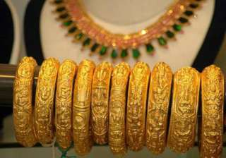 gold silver recover on festival demand - India TV