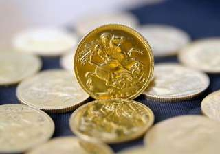 gold spurts to over four month high - India TV