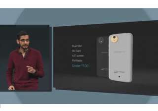 google announces android one to enhance the reach...