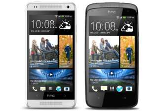 htc one mini and desire 500 now available online...
