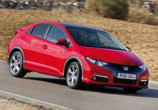 honda all set to launch new 2013 civic - India TV