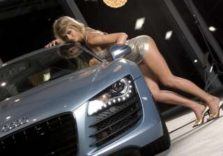 hot girls and audi cars part i - India TV