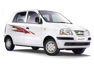 hyundai launches celebration edition of santro at...
