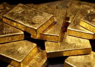 gold drops rs 110 on easing demand from jewellers...