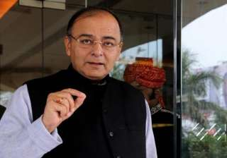 confident of gst from next fiscal jaitley - India...