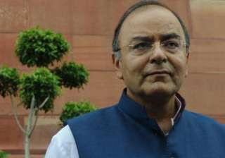 jaitley lauds rbi s rate cut move - India TV