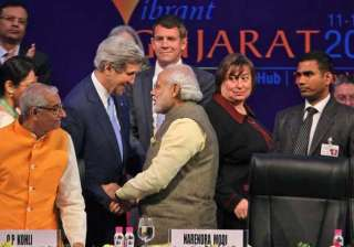 vibrant gujarat summit 31 mous signed on day 1 -...