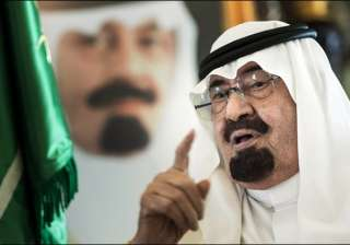 oil price rises after death of saudi king but...