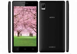 intex aqua desire hd listed on company website...
