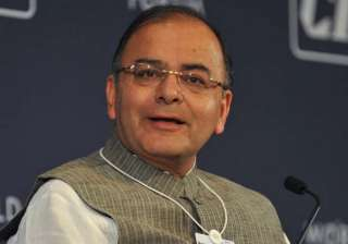 growth deceleration has bottomed out arun jaitley...