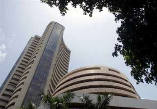sensex jumps by 318 points nifty crosses 8 300...