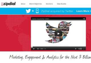 twitter acquires indian start up zipdial - India...