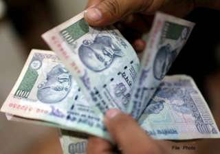 rupee recovers 12 paise against dollar in early...