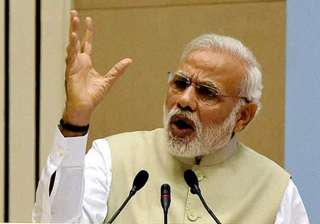 modi says small businessmen drives economy not...