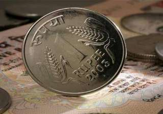 rupee hits 3 1/2 month low of 63.56 down 24 paise...