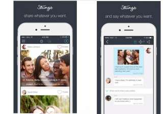 strings messaging app allows users to delete sent...