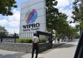 wipro q3 net up 8.8 to rs 2 190 crore - India TV