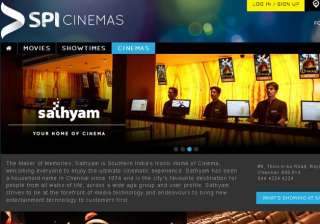 pvr set to buy sathyam cinemas for rs 700 1000 cr...
