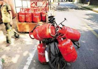 lpg consumers to get cash subsidy in bank a/cs...