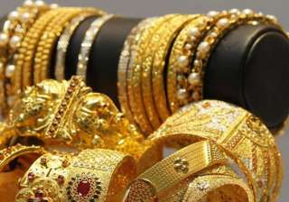 gold slips from five month high down rs 150 on...