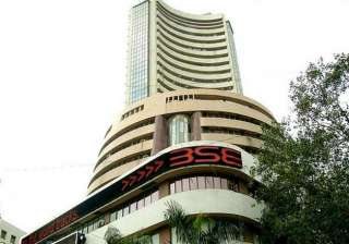 sensex down 65 pts in early trade makingtcs fall...