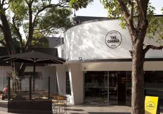 mcdonald s opens new healthy cafe the corner as...