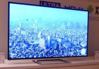 toshiba launches android powered led tvs at rs 38...