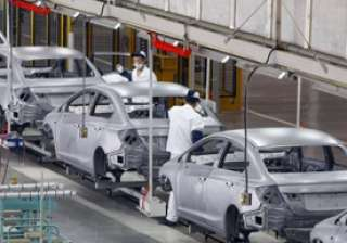 industrial growth slows to 0.6 in august - India...