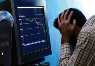 investors lose rs 1 lakh cr as sensex falls 340...
