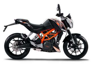 ktm 390 domestic delivery from september end...
