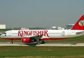 kingfisher airlines cheques bounce gvk moves...