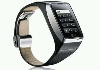 lg posts picture of upcoming smartwatch - India TV