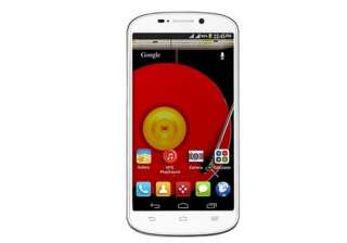 mts blaze 5.0 smartphone launched for rs 10 999...