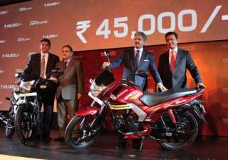 mahindra two wheelers posts 46 rise in july sales...