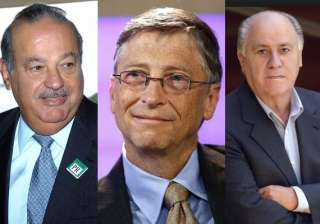 meet 10 richest people on the planet 2013 in...