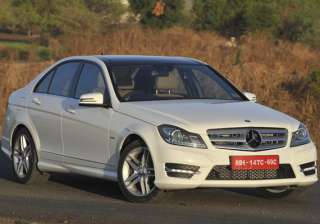 merc c class performance edition launched - India...